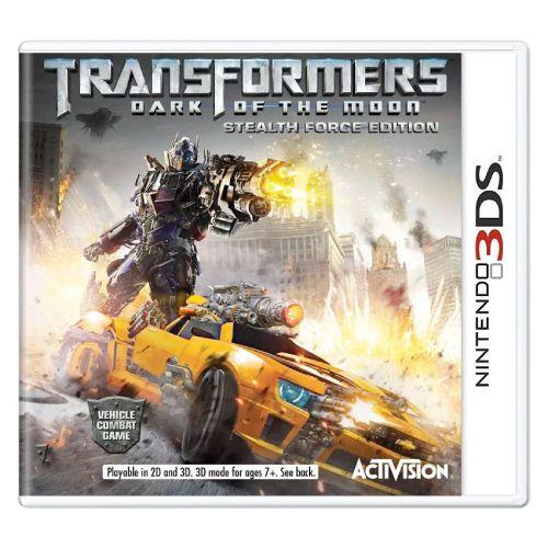 Transformers Dark of the Moon Seminovo - 3DS