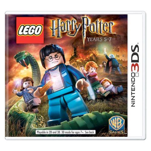 LEGO Harry Potter Years 5-7 Seminovo - 3DS
