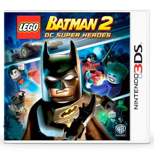LEGO Batman 2 DC Super Heroes Seminovo - 3DS