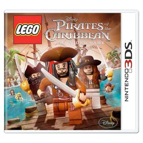 LEGO Pirates of the Caribbean The Video Game Seminovo - 3DS