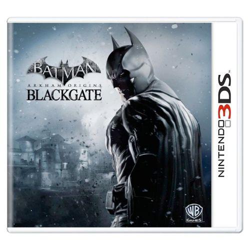Batman Arkham Origins BlackGate Seminovo - 3DS
