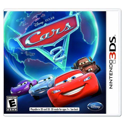 Carros 2 Seminovo - 3DS