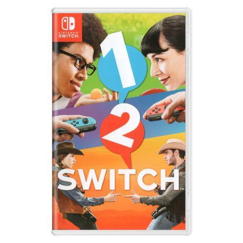 1-2 Switch Seminovo - Switch
