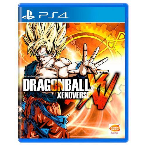 Dragon Ball Xenoverse Seminovo - PS4