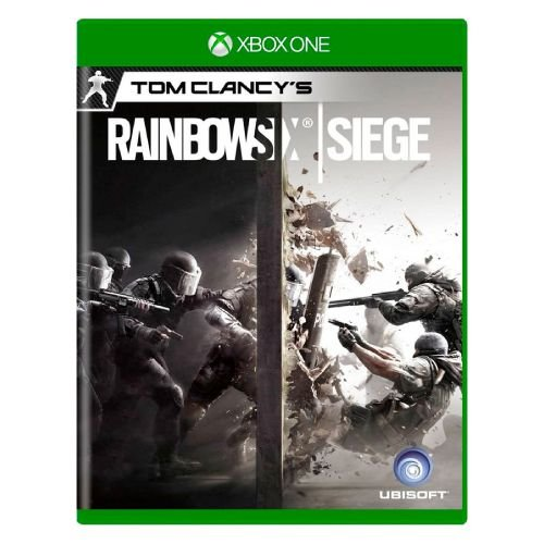 Tom Clancy's: Rainbow Six Siege Seminovo - Xbox One