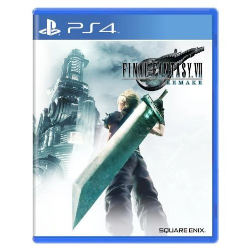 Final Fantasy VII Remake Seminovo - PS4