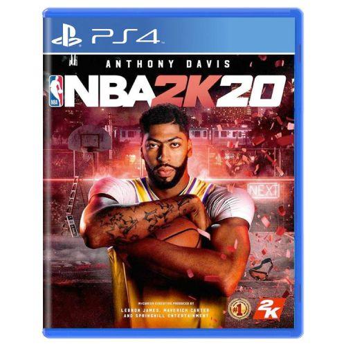 NBA 2K20 Seminovo - PS4