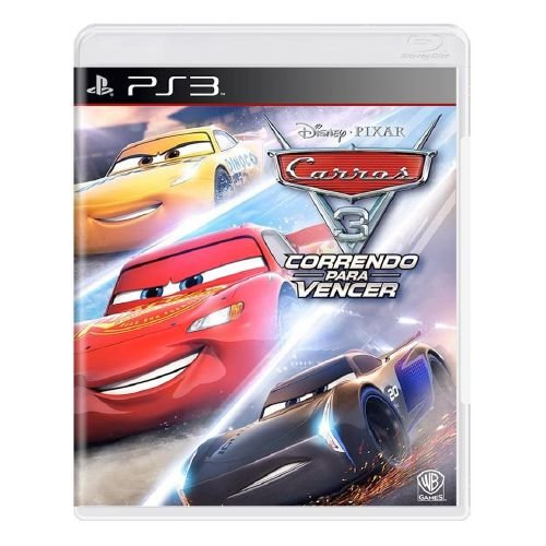Carros 3: Correndo para Vencer Seminovo - PS3