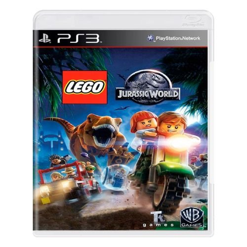 LEGO Jurassic World Seminovo - PS3