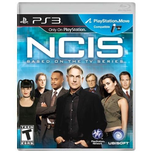 NCIS Based On The TV Series Seminovo - PS3