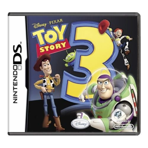 Toy Story 3 Seminovo - DS