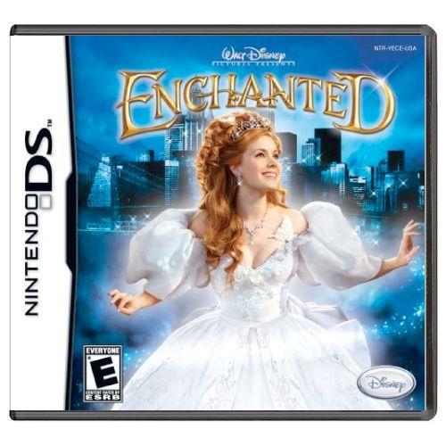 Enchanted Seminovo - Nintendo DS