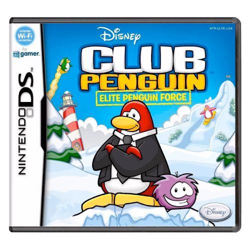 Club Penguin: Elite Penguin Force Seminovo - Nintendo DS