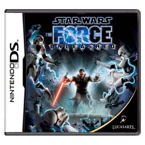 Star Wars: The Force Unleashed Seminovo - Nintendo DS