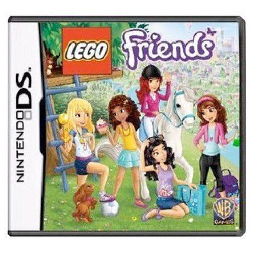 Lego Friends Seminovo - Nintendo DS