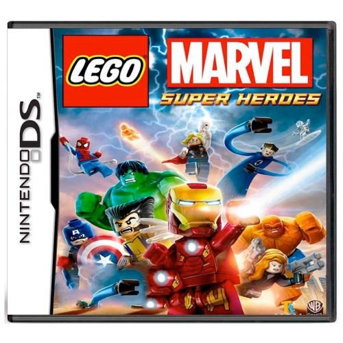 LEGO Marvel Super Heroes: Universe In Peril Seminovo - Nintendo DS