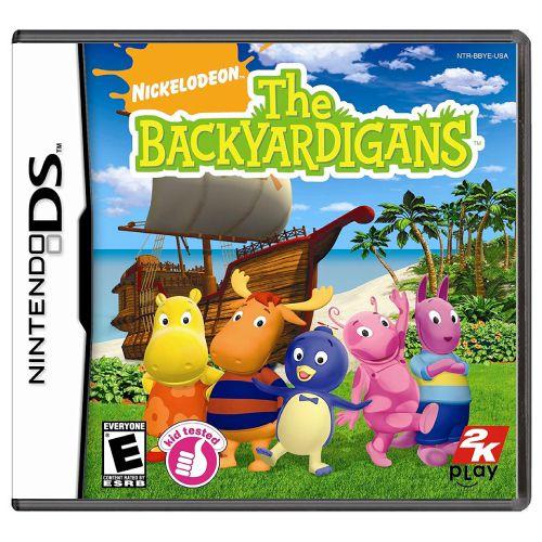 The Backyardigans Seminovo - Nintendo DS