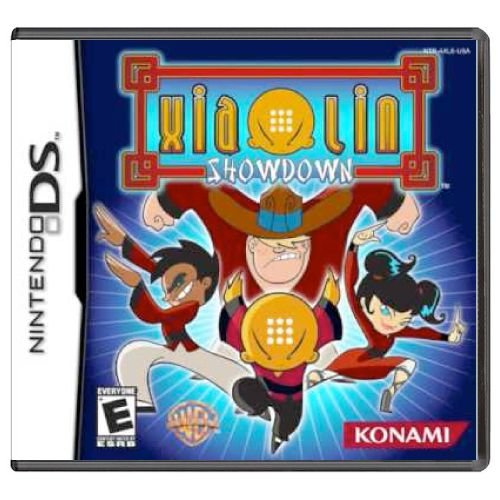 Xiaolin Showdown Seminovo - Nintendo DS