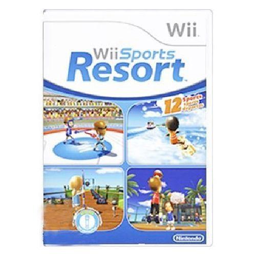 Wii Sports Resort Seminovo - Wii (Capa Dura)