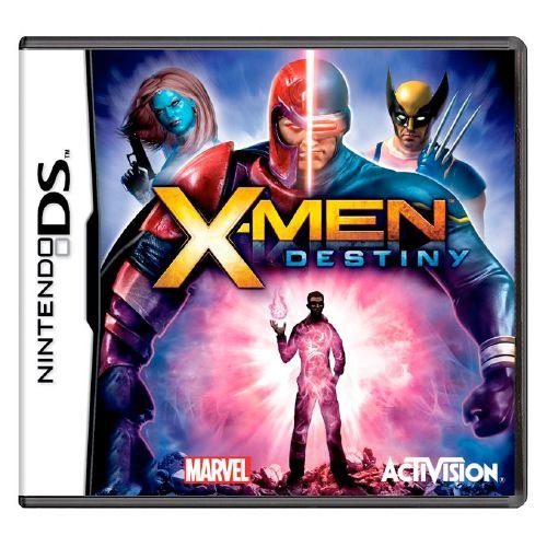 X-Men Destiny Seminovo - Nintendo DS