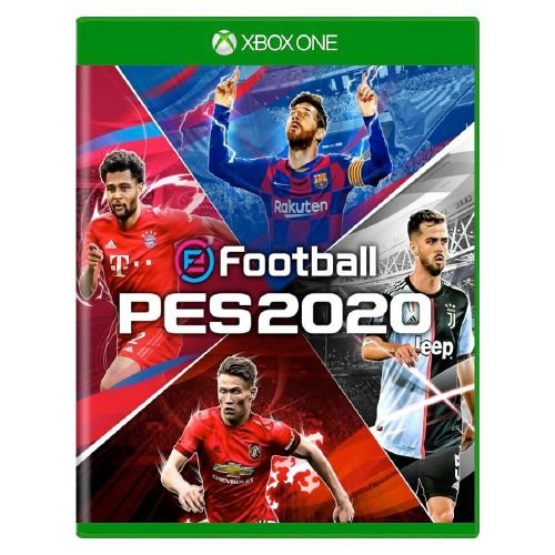 PES Pro Evolution Soccer 2020 Seminovo - Xbox One