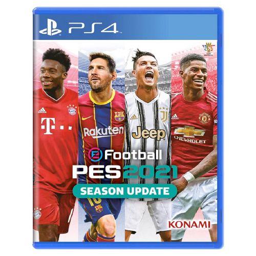 eFootball Pro Evolution Soccer 2021 Season Update Seminovo - PS4