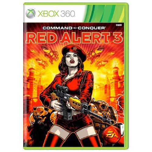 Command & Conquer: Red Alert 3 Seminovo (JAPONÊS) - Xbox 360