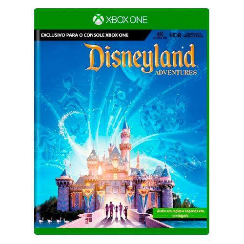 Kinect Disneyland Adventures Seminovo - Xbox One