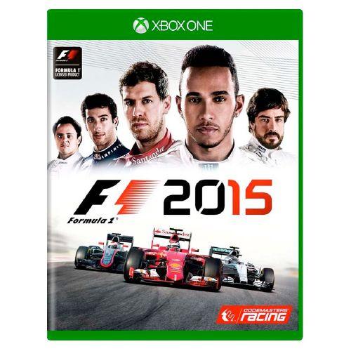 Formula 1 2015 Seminovo - Xbox One