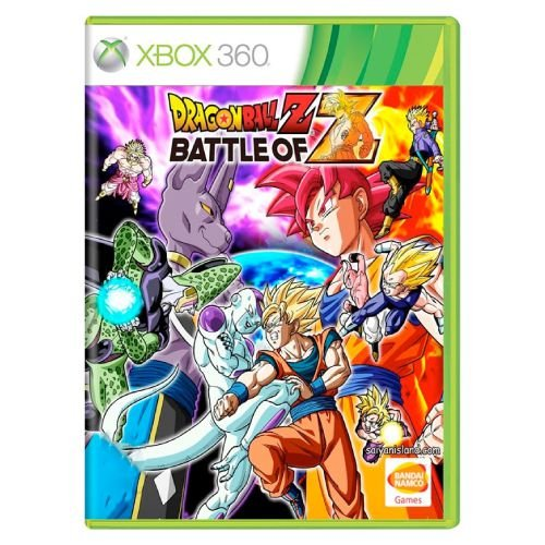 Dragon Ball Battle of Z Seminovo - Xbox 360