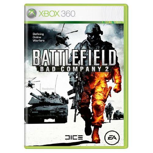 Battlefield: Bad Company 2 Seminovo - Xbox 360