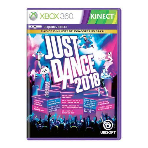 Just Dance 2018 Seminovo - Xbox 360