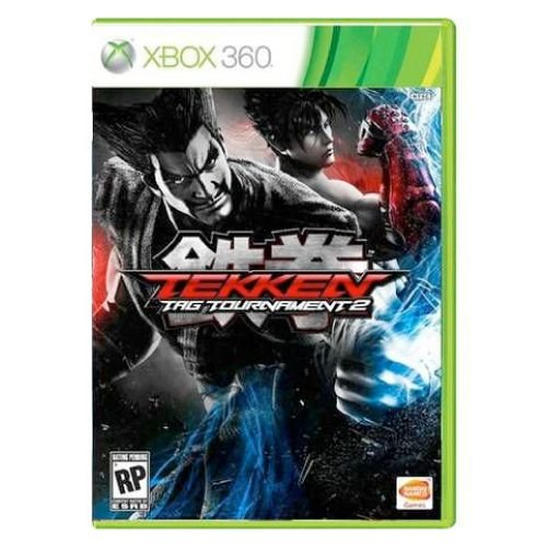 Tekken Tag Tournament 2 Seminovo – Xbox 360