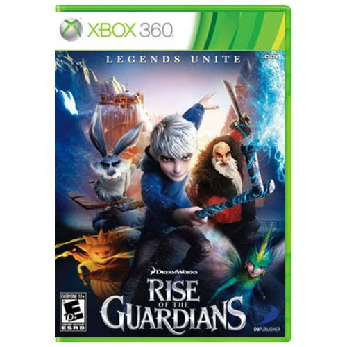 Rise of the Guardians Seminovo - Xbox 360