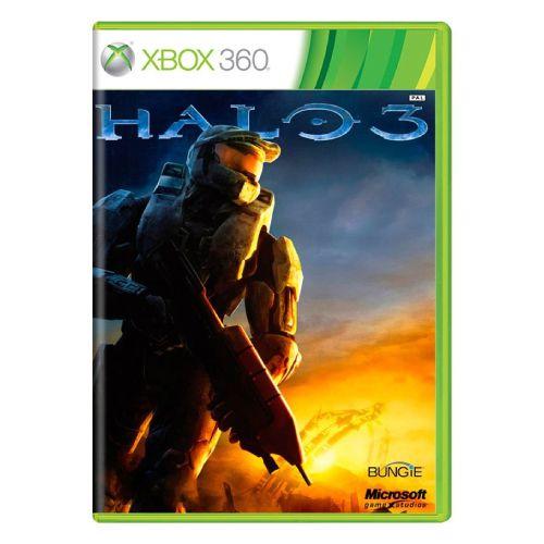 Halo 3 Seminovo – Xbox 360