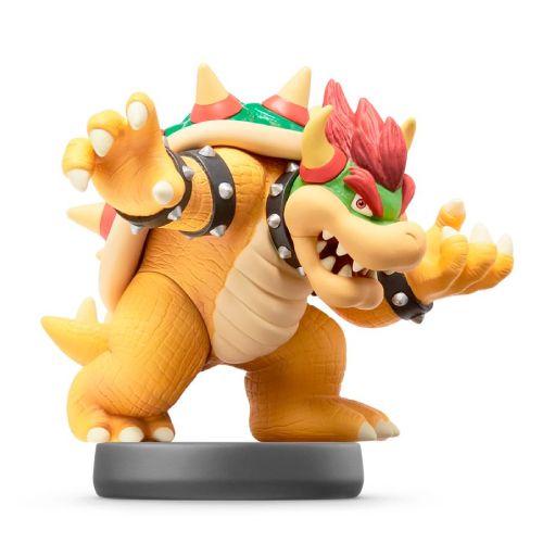 Amiibo: Bowser - Super Smash Bros - Seminovo