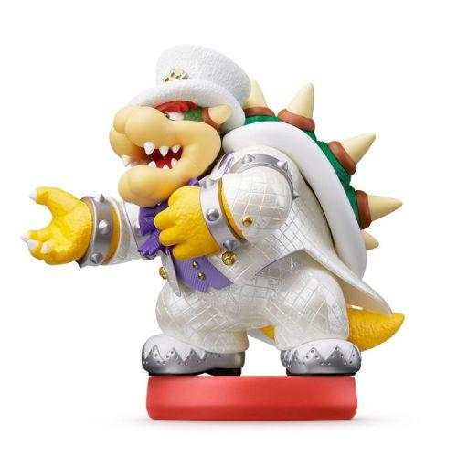 Amiibo Bowser - Super Mario Odyssey