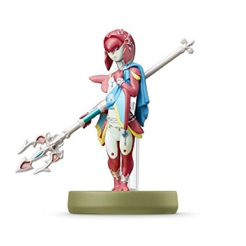 Amiibo: Mipha - The Legend of Zelda