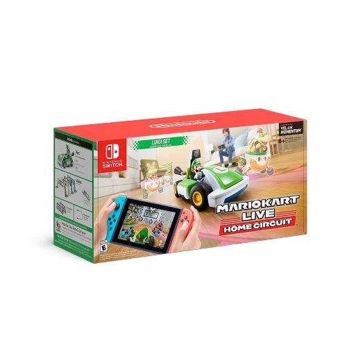 Mario Kart Live: Home Circuit Luigi - Nintendo Switch