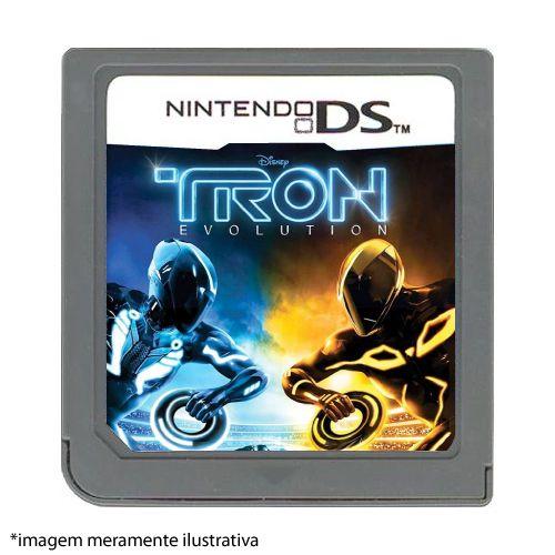 TRON: Evolution Seminovo (SEM CAPA) - Nintendo DS