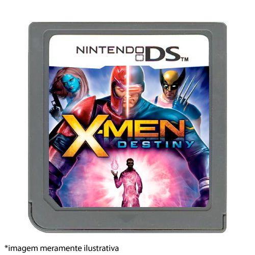 X-men Destiny Seminovo (SEM CAPA) - Nintendo DS