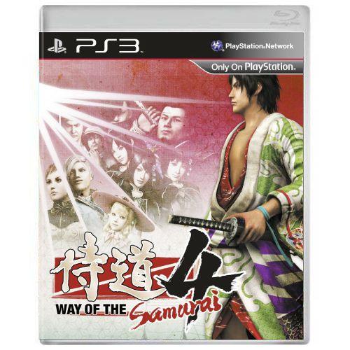 Way of the Samurai 4 Seminovo - PS3