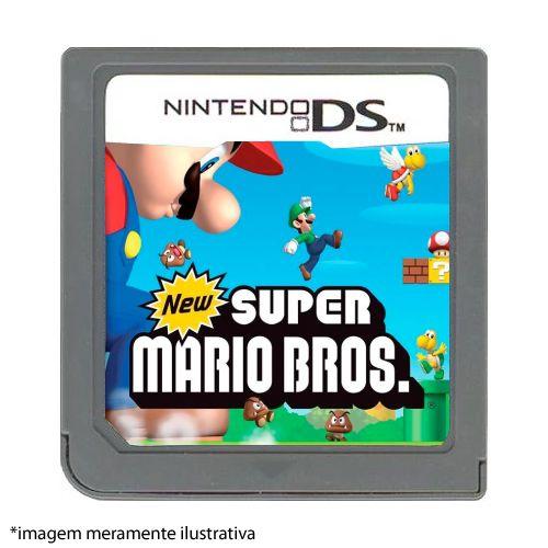 New Super Mario Bros. Seminovo (SEM CAPA) - Nintendo DS