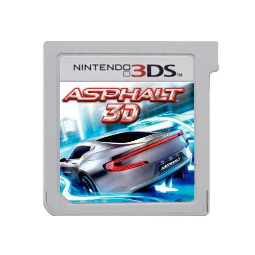 Asphalt 3D Seminovo (SEM CAPA) - 3DS