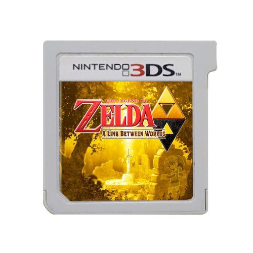 The Legend of Zelda: A Link Between Worlds Seminovo (SEM CAPA) - 3DS