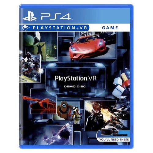 PlayStation VR (Demo Disc) - PS4