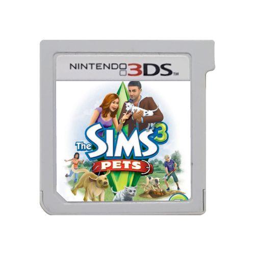 The Sims 3: Pets Seminovo (SEM CAPA) - 3DS