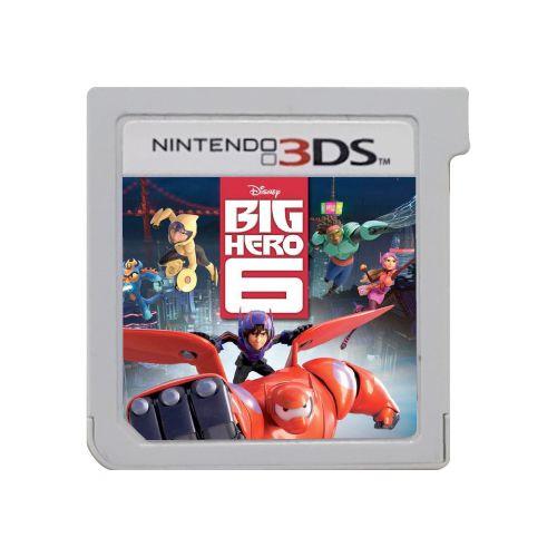 Big Hero 6 Seminovo (SEM CAPA) - 3DS