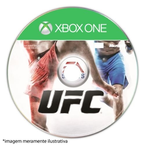 EA Sports UFC Seminovo (SEM CAPA) - Xbox One