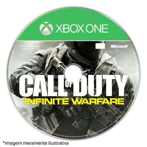 Call of Duty: Infinite Warfare Seminovo (SEM CAPA) - Xbox One